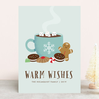 Cozy Cocoa Holiday Cards