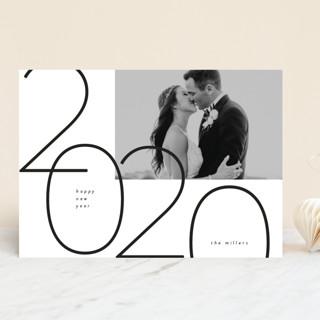 Big Year New Year Photo Cards