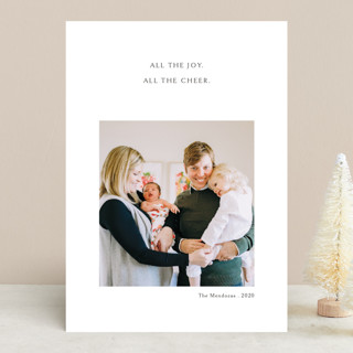New Adventures. New Year Photo Cards