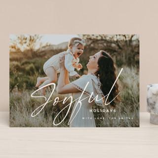 Joyful New Year New Year Photo Cards