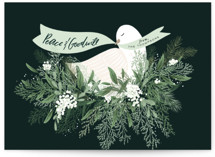 Dove of Peace by Leah Bisch