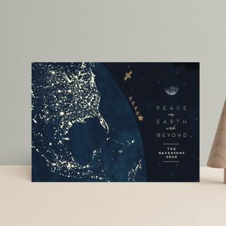 And Beyond Holiday Postcards