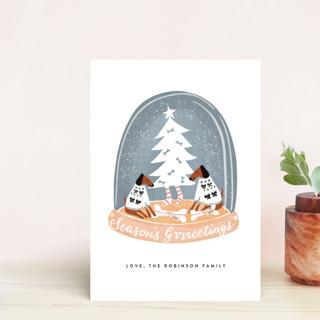 Doggy Holidays Holiday Postcards