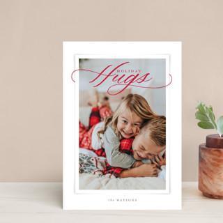 Holiday Hugs Holiday Postcards