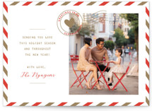 Holiday Air Mail by The Social Type