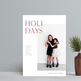 Joyful Edits Holiday Postcards