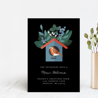 The Bird House Holiday Postcards