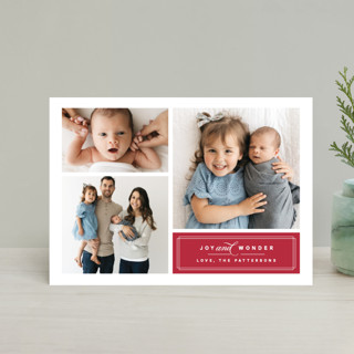 Classic Trio Holiday Postcards
