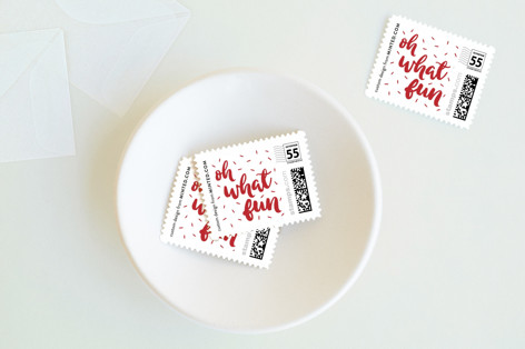 what fun! Holiday Stamps