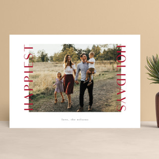 Relations Holiday Photo Cards