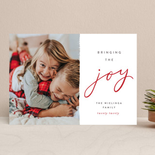Be the Merry Holiday Photo Cards
