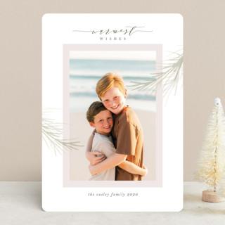 holiday wisp Holiday Photo Cards