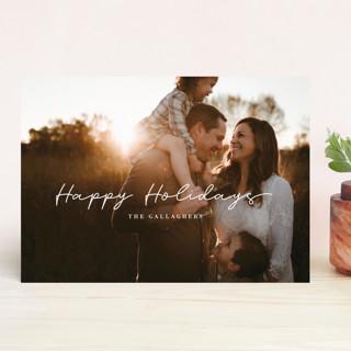 spekkoek Holiday Photo Cards