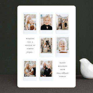 Instant Gallery Holiday Photo Cards