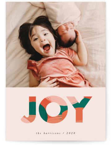 Bold & Happy Holiday Photo Cards
