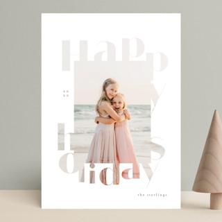 gugelhupf Holiday Photo Cards