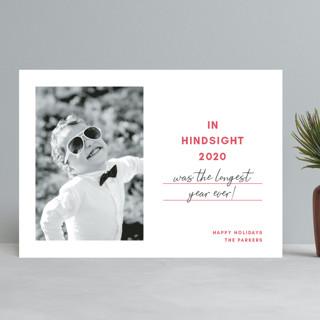 Hindsight Holiday Photo Cards