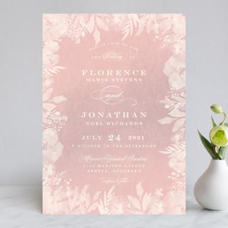 Summer Bliss Wedding Invitations