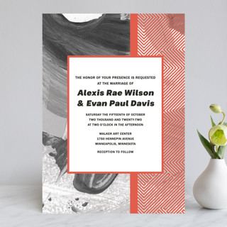 Alexis Wedding Invitations