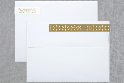 Engraved Skinnywrap™ Address Labels