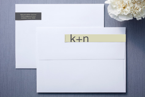 Butter and Cloud Skinnywrap™ Address Labels