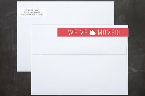 No Place Like Home Skinnywrap™ Address Labels
