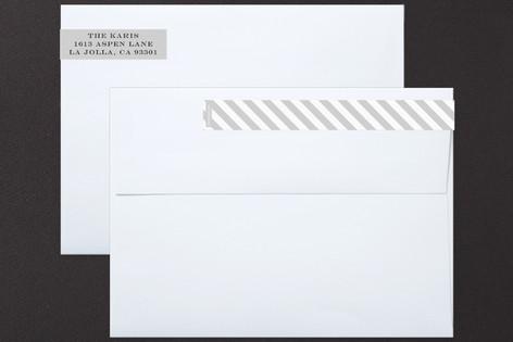 Peace Joy Love Skinnywrap™ Address Labels