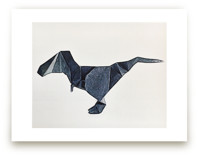 Paper Animals: TRex