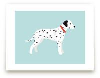 Dalmatian Art Prints