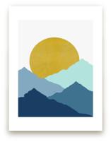 Mountain Love by Sudevi Sen