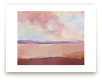 Coral Desert by Alison Jerry Designs