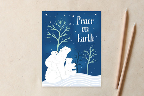 Bears' Peace Non-Custom A2 Cards