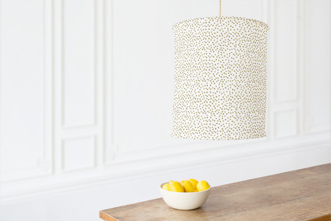 Delicate Dots-1 Self Launch Chandelier Lampshades