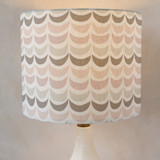 Bohemian Wave Self Launch Drum Lampshades