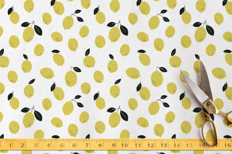 Lemony Fabric