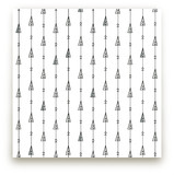 arrow woodland Fabric