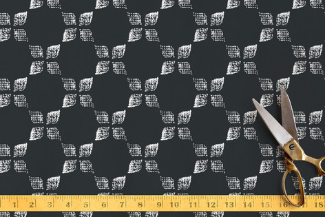 Boho Botanical  Fabric
