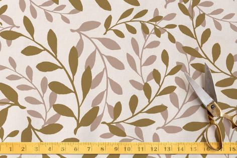 Country Botanical Fabric