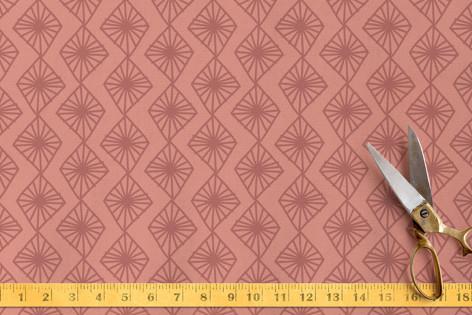 Desert Dreams Geometric Fabric