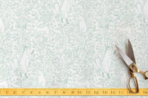 Lovely Woodland Fabric