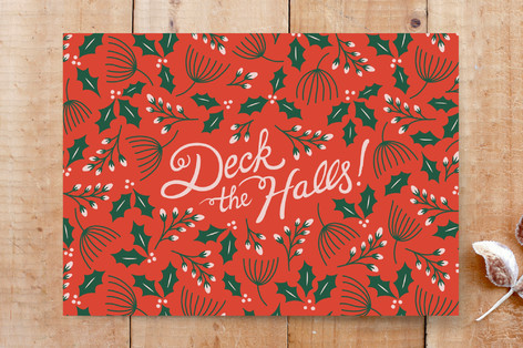 Happy Hollydays Cards