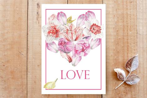 Love In Full Bloom Cards
