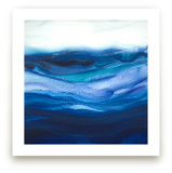rolling surf I Wall Art Prints