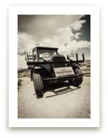Cars of Bodie, CA :: I by Kellie Medivitz