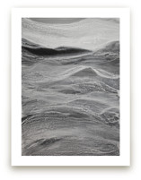 rhythm of grey 1 Wall Art Prints