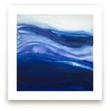 rolling surf II Wall Art Prints