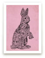 Rabbit Wall Art Prints