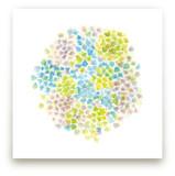 Hydrangea in Bloom by Jessica Baskin