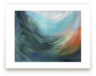Inside the Wave by Monica Janes Fine Art
