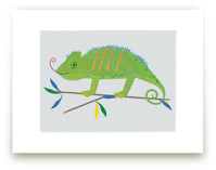 Little Chameleon by Rebecca Marchese